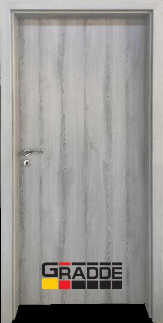 Интериорна врата Gradde Simpel, Орех Рибейра