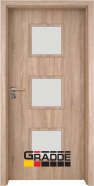 Интериорна врата Gradde Bergedorf, Дъб Вераде