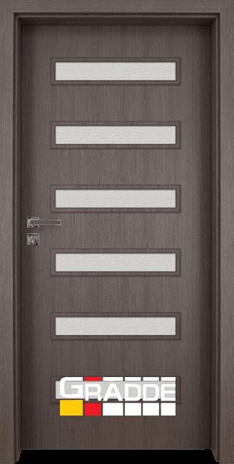 Интериорна врата Gradde Schwerin, Череша Сан Диего