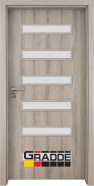 Интериорна врата Gradde Schwerin, Ясен Вералинга