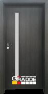 Интериорна врата Gradde Wartburg, Орех Рибейра
