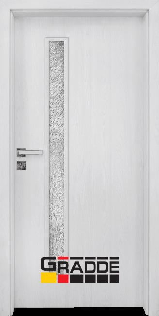 Интериорна врата Gradde Wartburg, Сибирска Листвeница