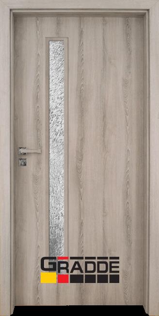 Интериорна врата Gradde Wartburg, Ясен Вералинга