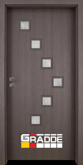 Интериорна врата Gradde Zwinger, Череша Сан Диего