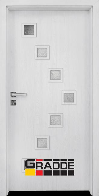 Интериорна врата Gradde Zwinger, Сибирска Листвeница