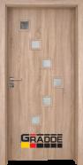 Интериорна врата Gradde Zwinger, Дъб Вераде