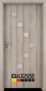 Интериорна врата Gradde Zwinger, Ясен Вералинга