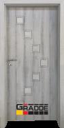 Интериорна врата Gradde Zwinger, Орех Рибейра