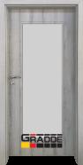 Интериорна врата Gradde Baden, модел 1, Ясен Вералинга