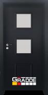 Интериорна врата Gradde Bergedorf, модел 4, Сибирска Лиственица