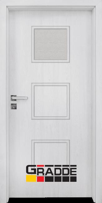 Интериорна врата Gradde Bergedorf, модел 2, Сибирска Лиственица