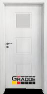 Интериорна врата Gradde Bergedorf, модел 1, Сибирска Лиственица