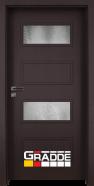 Интериорна врата Gradde Blomendal, модел 2, Орех Рибейра
