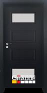 Интериорна врата Gradde Blomendal, модел 5, Орех Рибейра