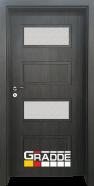 Интериорна врата Gradde Blomendal, модел 2, Череша Сан Диего