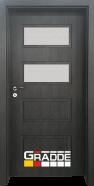 Интериорна врата Gradde Blomendal, модел 3, Череша Сан Диего