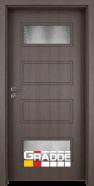 Интериорна врата Gradde Blomendal, модел 5, Череша Сан Диего