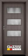 Интериорна врата Gradde Blomendal, модел 6, Череша Сан Диего