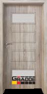 Интериорна врата Gradde Blomendal, модел 5, Дъб Вераде