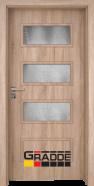 Интериорна врата Gradde Blomendal, модел 6, Дъб Вераде