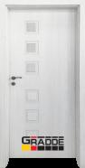Интериорна врата Gradde Reichsburg, модел 2, Орех Рибейра