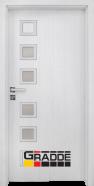 Интериорна врата Gradde Reichsburg, модел 4, Сибирска Листвeница
