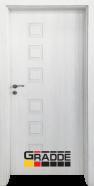 Интериорна врата Gradde Reichsburg, модел Full, Сибирска Листвeница