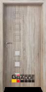 Интериорна врата Gradde Reichsburg, модел 3, Сибирска Листвeница
