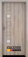 Интериорна врата Gradde Reichsburg, модел 1, Ясен Вералинга