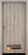 Интериорна врата Gradde Reichsburg, модел Full, Ясен Вералинга