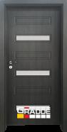 Интериорна врата Gradde Schwerin, модел 10, Череша Сан Диего