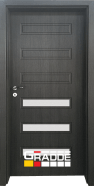 Интериорна врата Gradde Schwerin, модел 5, Череша Сан Диего