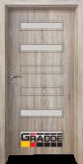 Интериорна врата Gradde Schwerin, модел 2, Дъб Вераде