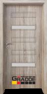 Интериорна врата Gradde Schwerin, модел 7, Ясен Вералинга