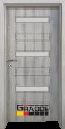 Интериорна врата Gradde Schwerin, модел 9, Череша Сан Диего
