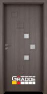 Интериорна врата Gradde Zwinger, модел 2, Череша Сан Диего