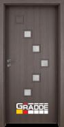 Интериорна врата Gradde Zwinger, модел 3, Череша Сан Диего