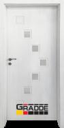 Интериорна врата Gradde Zwinger, модел 3, Сибирска Листвeница