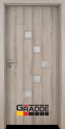 Интериорна врата Gradde Zwinger, модел 3, Ясен Вералинга