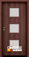 Интериорна врата Gradde Bergedorf, Шведски дъб
