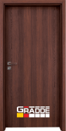 Интериорна врата Gradde Simpel, Шведски дъб