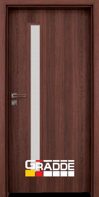 Интериорна врата Gradde Wartburg, Шведски дъб