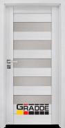 Интериорна врата Gradde Aaven Glas, цвят Сибирска Лиственица